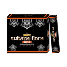 Sultana Flora 3 In 1