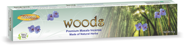 Incense Stick Woods